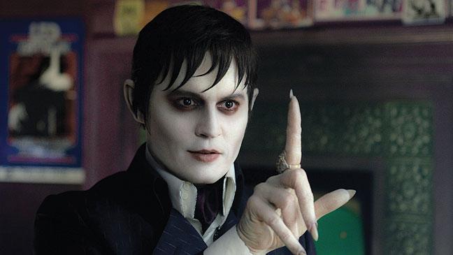2012-17 REV Dark Shadows Johnny Depp H