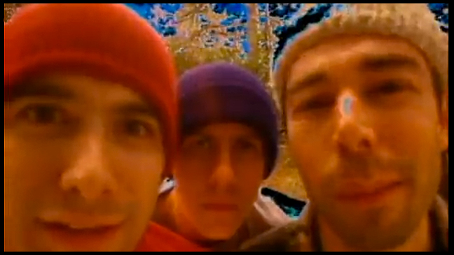 Beastie Boys Watcha Want screen grab L