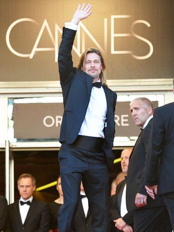 Cannes Killing Them Softly Premiere Brad Pitt - P 2012
