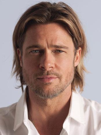 Brad Pitt Chanel Portrait - P 2012