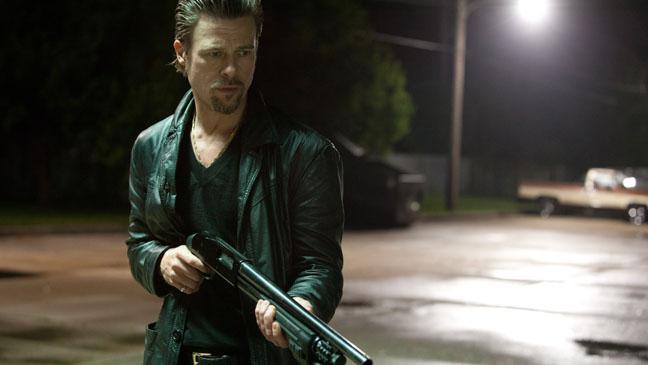 Brad Pitt Killing Them Softly H 2012