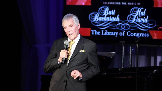 Burt Bacharach Library of Congress - H 2012