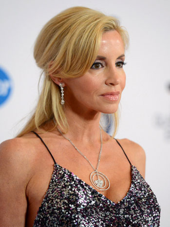 Camille Grammer 19th Annual Race to Erase MS - P 2012