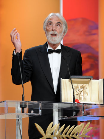 Cannes 2012: Michael Haneke Wins for Amour