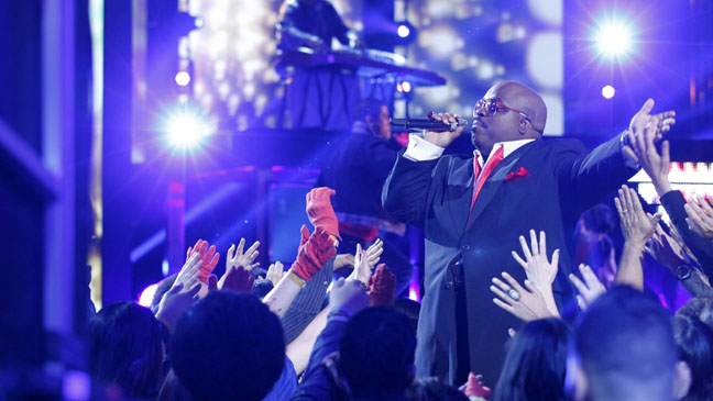 The Voice Cee Lo Green 5/1 - H 2012