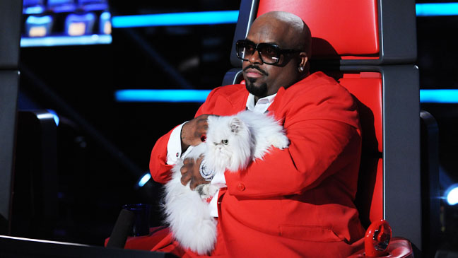 CeeLo Green Purrfect the Cat - H 2012