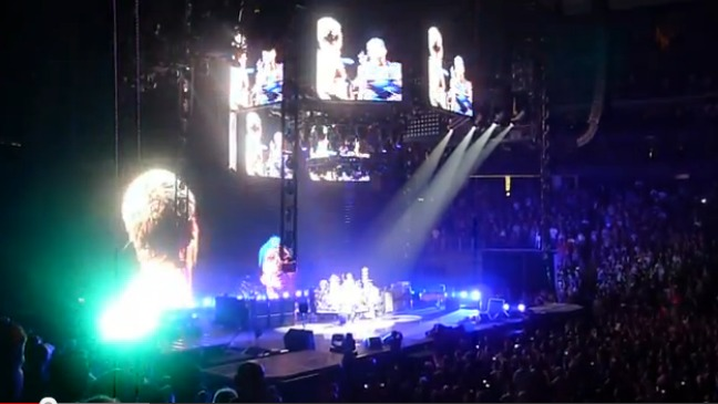 Red Hot Chili Peppers May 2012