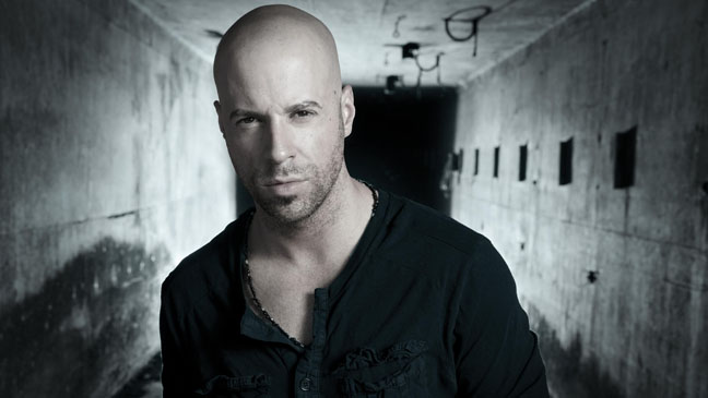 Chris Daughtry Solo Portrait - H 2012