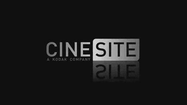 Cinesite Logo - H 2012