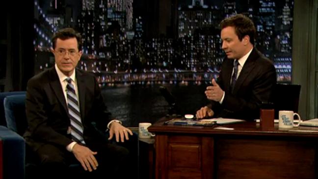Colbert Fallon H 2012