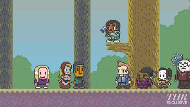 Community Video Game - H 2012