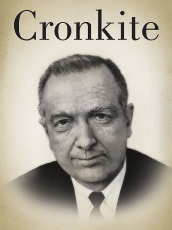 Cronkite by Douglas Brinkley Cover - P 2012