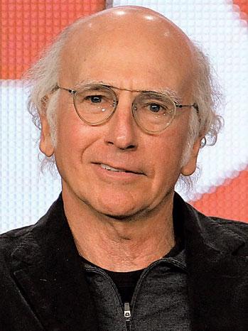 FILM: Larry David