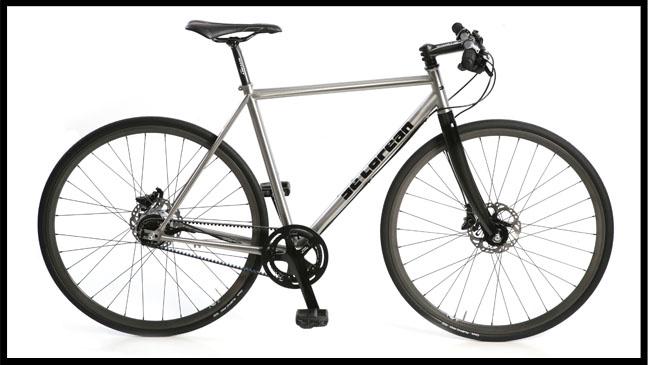 Delorean Bicycle - H 2012