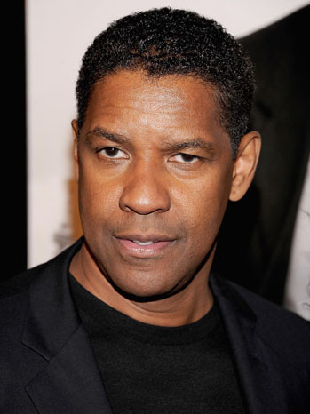 Denzel Washington Headshot - P 2012
