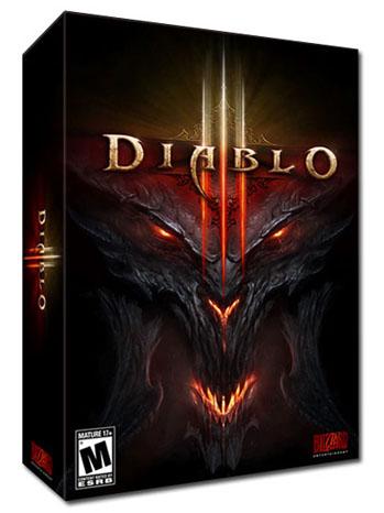 Diablo 3 Box - P 2012
