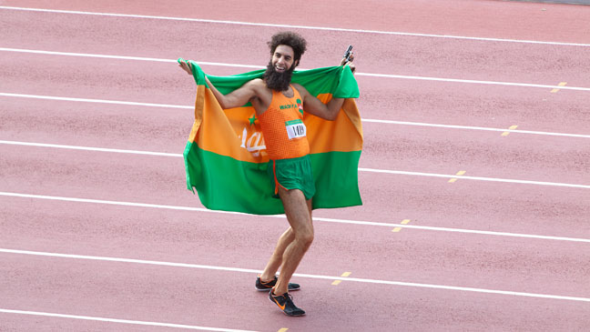The Dictator Track Meet - H 2012