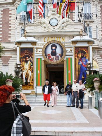 Dictator Exterior Cannes - P 2012