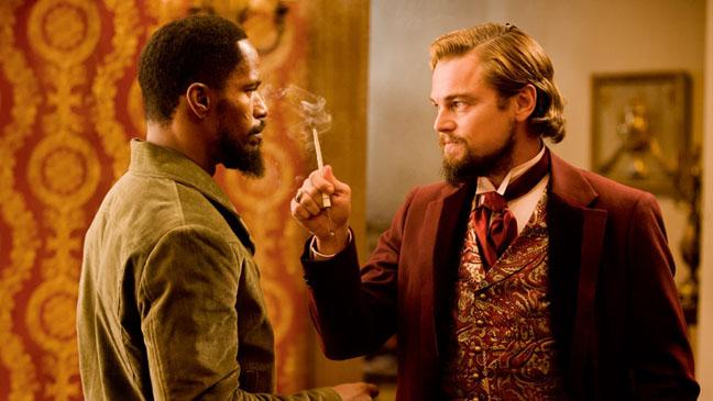 Django DiCaprio Foxx Still - H 2012