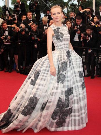 Diane Kruger Cannes - P 2012