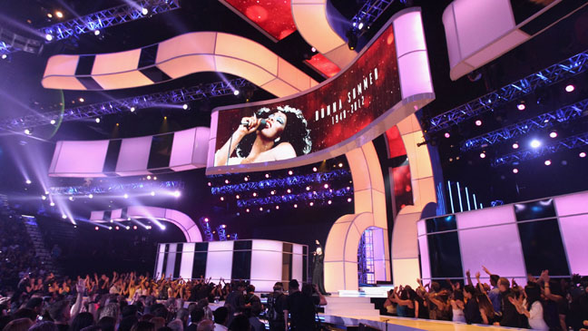 Billboard Awards Donna Summer Tribute - H 2012