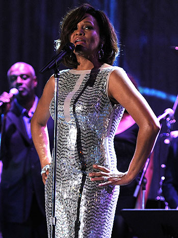 2012-18 REP Whitney Houston P