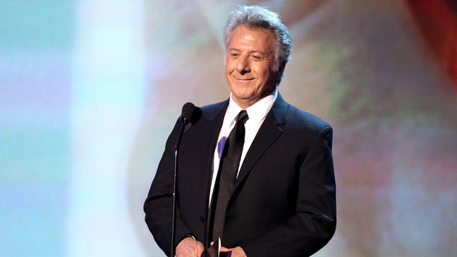 Dustin Hoffman Critics Choice Awards - H 2012