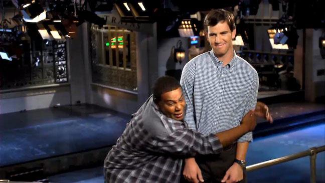 Eli Manning SNL Promo - H 2012