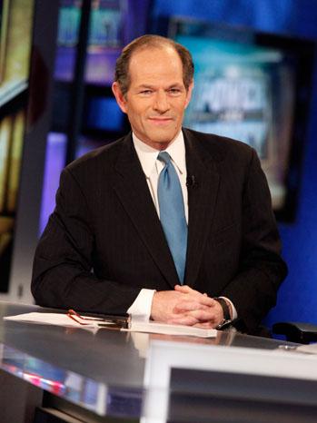 Eliot Spitzer FOX Studios - P 2012