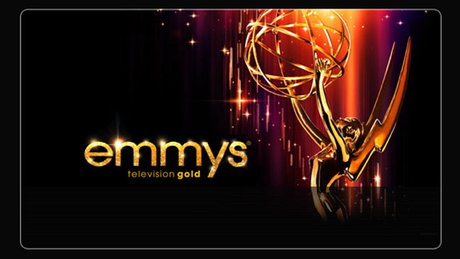 Emmy Awards Logo - H 2012