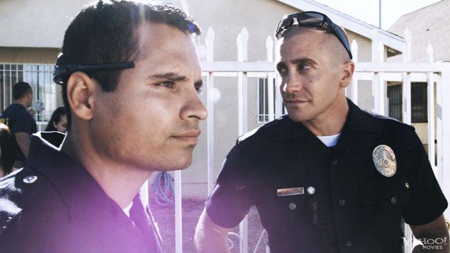 End of Watch Trailer Screengrab - H 2012