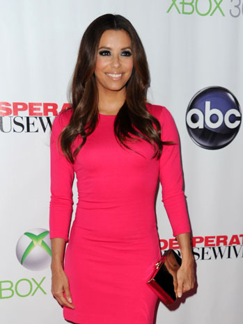 Eva Longoria Desperate Housewives Finale Party - P 2012