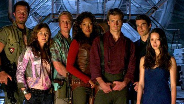 Firefly Cast - H 2012