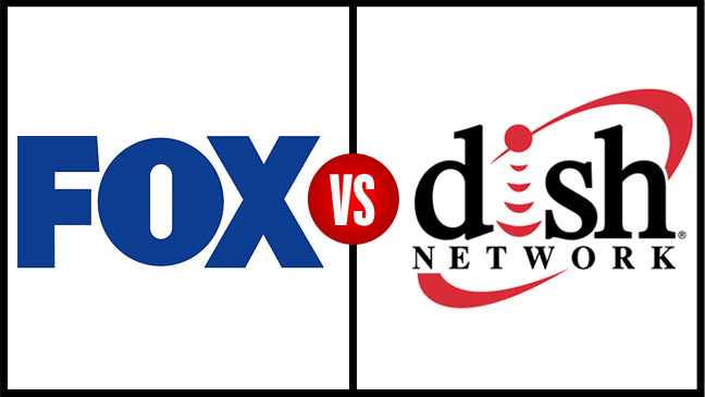 Fox Vs. Dish Network Split - H 2012