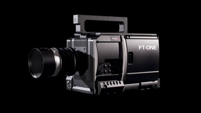 FT One Slow Motion Camera - H 2012