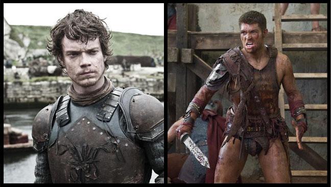 Game of Thrones Spartacus Split - H 2012