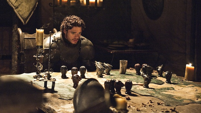 Game of Thrones Richard Madden H 2012