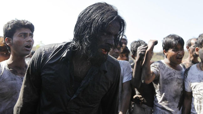 Gangs of Wasseypur Cannes Director's Fortnight Film Still - H 2012