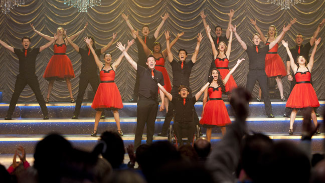 Glee Props/Nationals Group Stage - H 2012