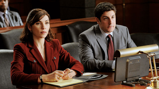 2012-18 FEA Ridley The Good Wife H