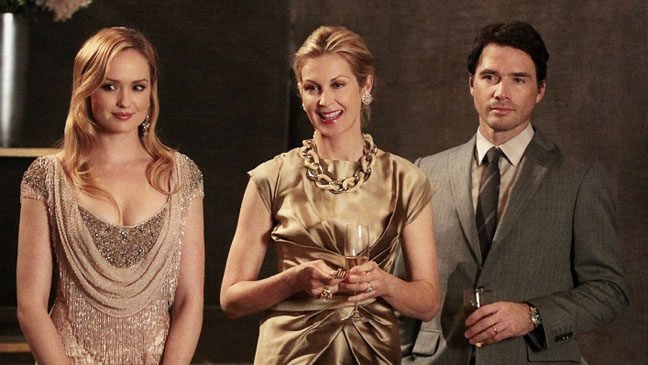 Gossip Girl Kelly Rutherford Episodic - H 2012