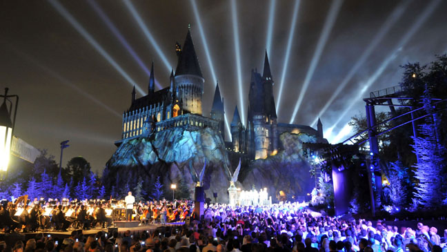 Harry Potter Wizarding World Celebration - H 2012