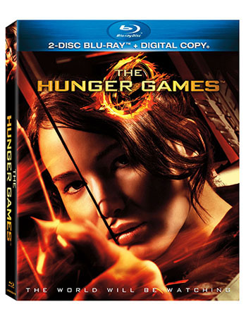 The Hunger Games Blu Ray - P 2012