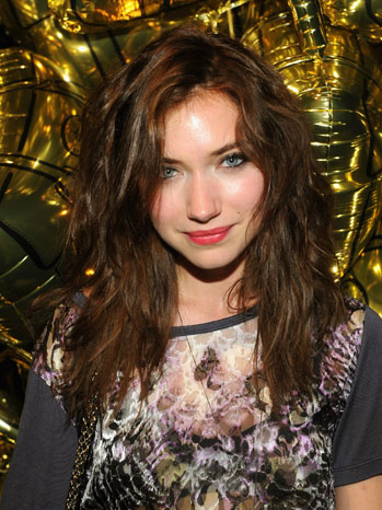 Mulberry 40th Anniversary Imogen Poots - P 2012