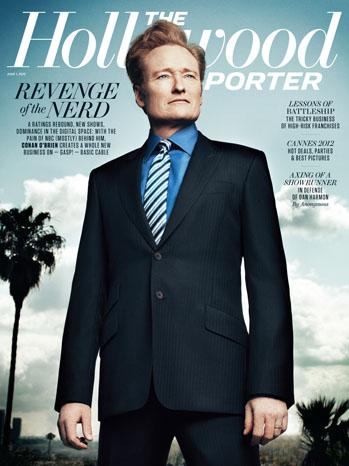 2012 Issue 19: Conan O'Brien