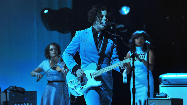 Jack White Webster Hall April 27 - H 2012