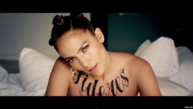 Jennifer Lopez Follow the Leader Screengrab - H 2012