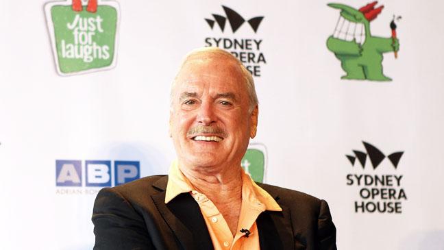 John Cleese Sydney - H 2012