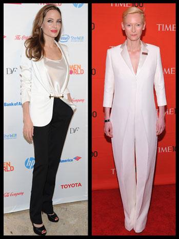 Angelina Jolie Tilda Swinton - P 2012