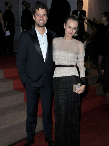 Joshua Jackson and Diane Kruger Cannes